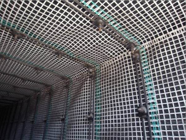 Bidirectional Tensile Plastic Net in Coal Mining Roadway Support