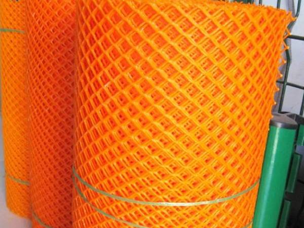 Extruded Plastic Mesh Tree Guards With Heavy Edges